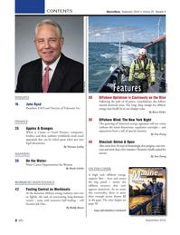 Marine News Magazine, page 2,  Sep 2018