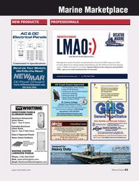 Marine News Magazine, page 63,  Sep 2018