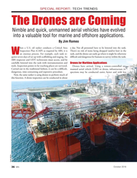 Marine News Magazine, page 36,  Oct 2018
