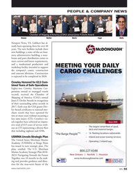 Marine News Magazine, page 55,  Oct 2018