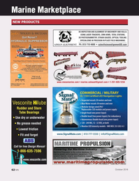 Marine News Magazine, page 62,  Oct 2018