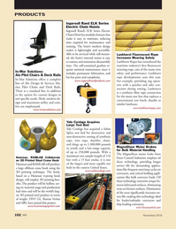 Marine News Magazine, page 102,  Nov 2018