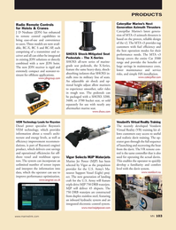 Marine News Magazine, page 103,  Nov 2018