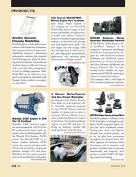Marine News Magazine, page 104,  Nov 2018