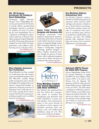 Marine News Magazine, page 105,  Nov 2018