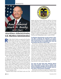 Marine News Magazine, page 14,  Nov 2018