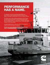 Marine News Magazine, page 2nd Cover,  Nov 2018