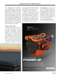 Marine News Magazine, page 25,  Nov 2018