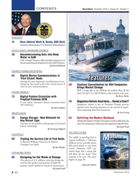 Marine News Magazine, page 2,  Nov 2018