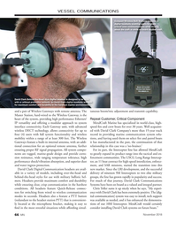 Marine News Magazine, page 66,  Nov 2018