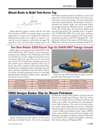 Marine News Magazine, page 91,  Nov 2018