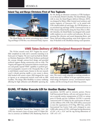 Marine News Magazine, page 92,  Nov 2018