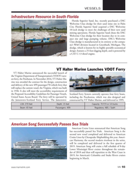Marine News Magazine, page 93,  Nov 2018