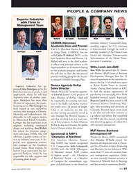 Marine News Magazine, page 97,  Nov 2018
