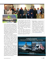 Marine News Magazine, page 23,  Dec 2018