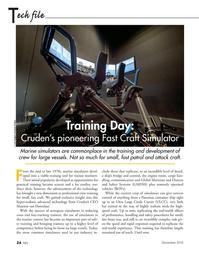 Marine News Magazine, page 24,  Dec 2018