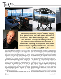 Marine News Magazine, page 26,  Dec 2018