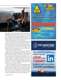 Marine News Magazine, page 27,  Dec 2018