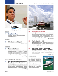 Marine News Magazine, page 2,  Dec 2018