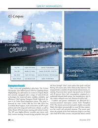 Marine News Magazine, page 40,  Dec 2018