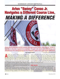 Marine News Magazine, page 42,  Dec 2018