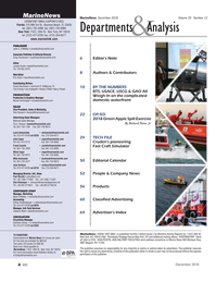 Marine News Magazine, page 4,  Dec 2018