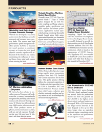 Marine News Magazine, page 58,  Dec 2018