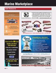 Marine News Magazine, page 62,  Dec 2018