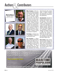 Marine News Magazine, page 8,  Jan 2019