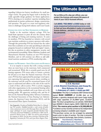 Marine News Magazine, page 23,  Jan 2019