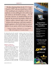 Marine News Magazine, page 31,  Jan 2019