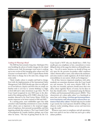 Marine News Magazine, page 33,  Jan 2019