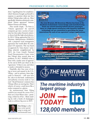 Marine News Magazine, page 41,  Jan 2019