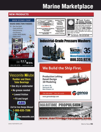 Marine News Magazine, page 61,  Jan 2019