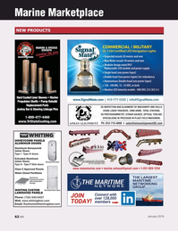 Marine News Magazine, page 62,  Jan 2019
