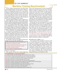 Marine News Magazine, page 10,  Feb 2019