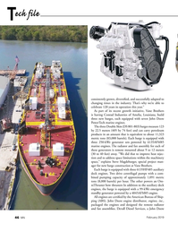 Marine News Magazine, page 46,  Feb 2019
