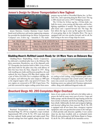 Marine News Magazine, page 50,  Feb 2019