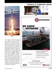 Marine News Magazine, page 55,  Feb 2019
