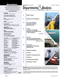 Marine News Magazine, page 4,  Feb 2019