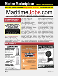 Marine News Magazine, page 60,  Feb 2019