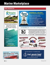 Marine News Magazine, page 62,  Feb 2019