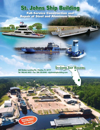 Marine News Magazine, page 3rd Cover,  Feb 2019