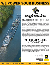 Marine News Magazine, page 2nd Cover,  Mar 2019