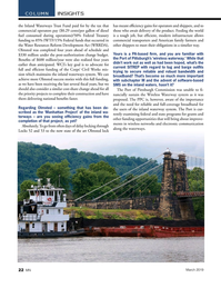 Marine News Magazine, page 22,  Mar 2019
