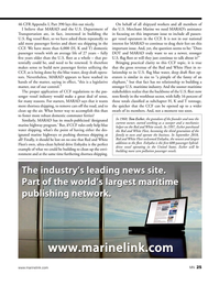 Marine News Magazine, page 25,  Mar 2019