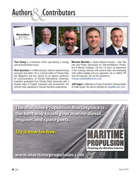 Marine News Magazine, page 8,  Apr 2019
