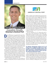 Marine News Magazine, page 16,  May 2019