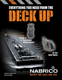 Marine News Magazine, page 2nd Cover,  May 2019