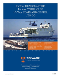 Marine News Magazine, page 19,  May 2019